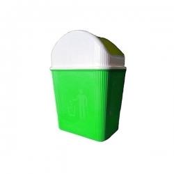 Corbeille En Plastique 3L – Multi-usage - VERT -TAJPLAST