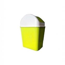 Corbeille En Plastique 3L – Multi-usage - JAUNE -TAJPLAST