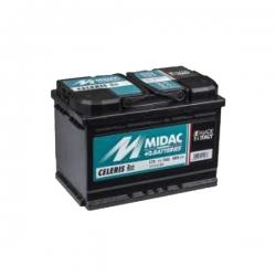 Batterie originale C74 MIDAC - 74A - NOIR - ATS