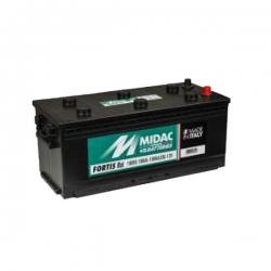 Batterie originale MIDAC 200BS - 200A - Noir - ATS