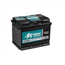 Batterie originale MIDAC C60 - 60A - Noir - ATS