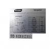 SMART TECHNOLOGY Réfrigérateur Combiné - STCB-191S- 199 L - Argent - 12 Mois Garantie