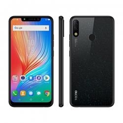 """Tecno Spark 3 Pro - 4G LTE - android TM 9pie - Arrière 13 MP et 2 MP/Avant 8MP- 2 Go/32Go - 6,2"""""""