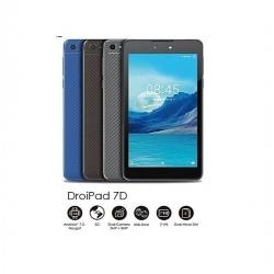 Tecno Tablette DroiPad 7D - 7 Pouces - Dual SIM - 3G- 1 Go - 16 Go - 5Mpx Arrière - 2Mpx Frontal Avec Flash
