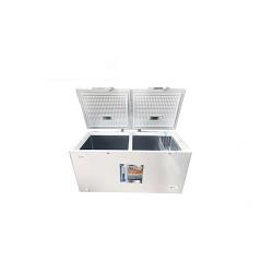 SMART TECHNOLOGY Congélateur Horizontal 2 Battants STCC-900 - 900 Litres - Blanc - Garantie 12 Mois