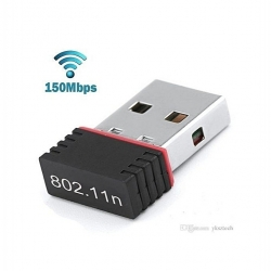 Mini Cle Wifi Adaptateur USB Wireless Nano