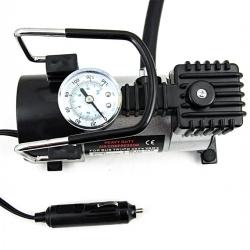 Compresseur D'air Auto Électrique Portable Pompe Lourd Duty Gonfleur De Pneu Outil