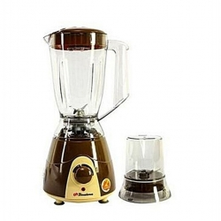 Binatone Blender - BLG-402 - 350 W - 1.5L - Marron - Garantie 24 Mois