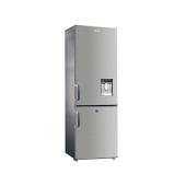 Solstar Réfrigérateur Combiné Solstar RF 335 Avec Fontaine - Capacité 335 Litres - Couleur Inox