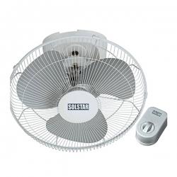 Ventilateur Plafond – Solstar – FSR1621 – Blanc/argent