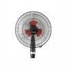 Binatone Ventilateur Sur Pieds - Binatone - A-1692 - 70 Watts - Noir/Rouge