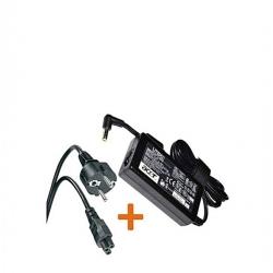 Chargeur pour Ordinateur portable Acer 19V - 3.42 ampères + Câble