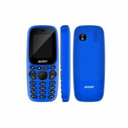 "Accent Nubia 33 - Feature phone - 2G - 1,77"" - Dual SIM - 32Mo/32Mo - 0,08MP - 1000 mAh-Rouge"