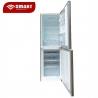 SMART TECHNOLOGY Réfrigérateur Combiné -209L- STCB-304G - Argent