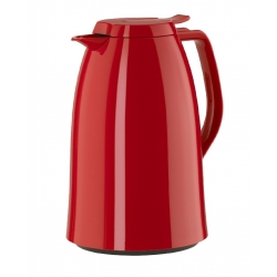 Carafe Isotherme MAMBO - 1 L - Haute brillance - Tefal - K3039112-Rouge