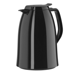 Carafe Isotherme MAMBO - 1 L - Haute brillance - Noir - Tefal - K3037112
