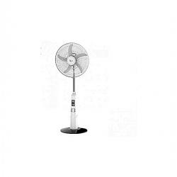 Roch ROCH Ventilateur Rechargeable RSF-916R à Télécommande 8h D'Autonomie - Blanc