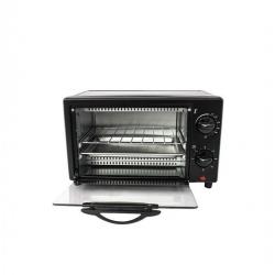Ilux Mini Four Electrique 2 En 1 - LXE-1001 - 650Watt - 10 L - Noir - ( Micro -onde & Four)