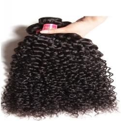 Meche Cheveux Humain bouclé longueur 16 - Type bresilienne - curly brazilian human hair longueur 16