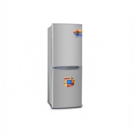 SMART TECHNOLOGY Réfrigérateur Combiné - STCB-237H - 166 L - Argent - 12 Mois Garantie