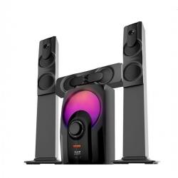 Ilux Home Cinéma 3.1 - LX-542 - Bluetooth - USB - Carte Mémoire - Noir