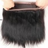 CLOSURE 360 Humain LISSE longueur 16 - Type bresilienne - brazilian human hair longueur 16