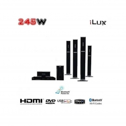 ILUX Home Cinéma Bluetooth 245W