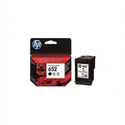 Hp Cartouche D'encre HP 652 Noir D'origine