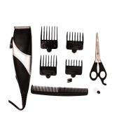 Ilux Tondeuse A Cheveux - LXT-2839 - AC230V - Noir - Argent