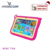 BEBE TAB Tablette Educative B32 - 7 Pouces - 1GB Ram - 16Go Rom - 15 Jeux Inclus - MOMO