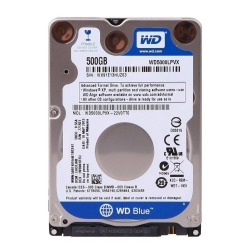 Western Digital Disque Dur 500GB SATA WD