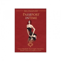 Passport Intime - Sex Passport Français/Anglais