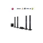 LG Home Cinéma - LG LHD655BT - 1000 W - Bluetooth - USB/HDMI - Noir