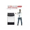 SMART TECHNOLOGY Gazinière Smart STC-5050B – 4 Têtes - Noir - Garantie 12 mois