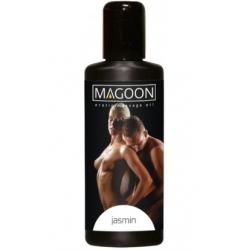 Huile de massage erotique parfum jasmin 50 ml