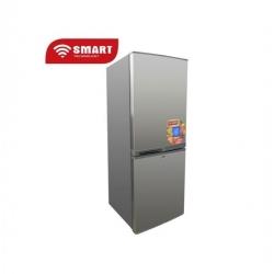 SMART TECHNOLOGY Réfrigérateur Combiné - STCB-185 - 136 L - Gris - 12 Mois Garantie