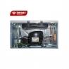 SMART TECHNOLOGY Réfrigérateur Combiné - STCB-153S- 158 L - Argent - 12 Mois Garantie