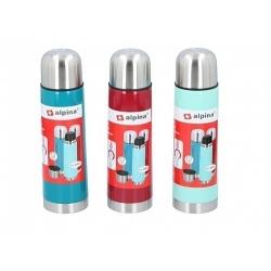 Thermos en acier inoxydable en acier inoxydable de 1 litre