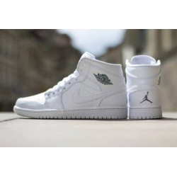 AIR JORDAN 1 MID - Baskets montantes