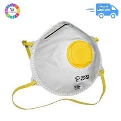 Masques FFP1 anti-poussières et infection x 10
