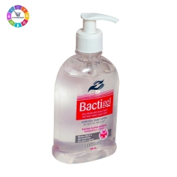 Gel alcoolique Bactigel 350 ml Gel désinfectant