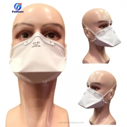 Masque FFP2 de protection respiratoire x 9