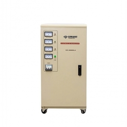 Stabilisateur SVC-20000 VA - SMART TECHNOLOGY - Beige - Garantie 3 Mois