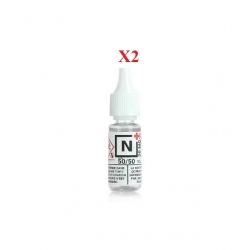 BOOSTER NICOTINE - 20MG - LOT DE 2 X 10 ML