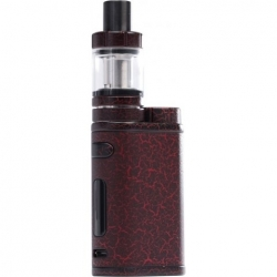 ISTICK PICO 75W + MINI MELO - Kit E-cig - Red Crackle
