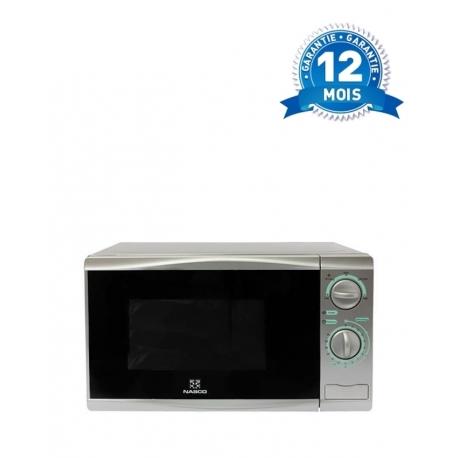 NASCO Micro-onde 20 litres – mm720cqm-s - Garantie 12 mois