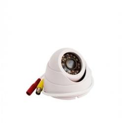 Camera Dome - Fosvision - AHD - FS338N - 3,6 Mm - Blanc