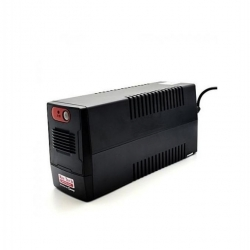 TECHCOM Onduleur 725 VA - Noir