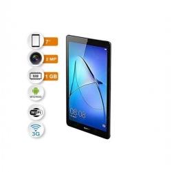 """Huawei MediaPad T3 - 7"""" - 2Mpx - 1Go - 8Go - Gris"""