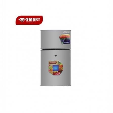 SMART TECHNOLOGY Réfrigerateur 2 Battants - STR-99H - 85 L-Gris - 12 Mois Garantie